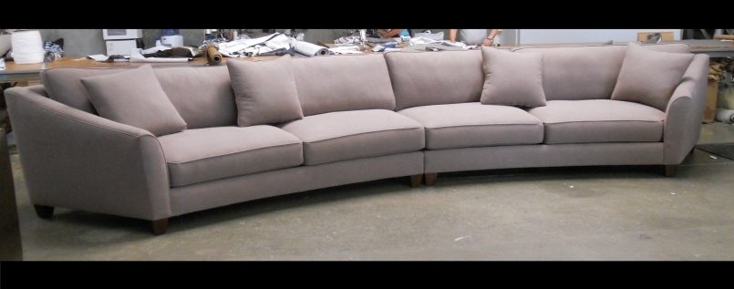 Furniture : Best Sectional Couch 2015 Large Sectional Sofas Uk For 110X110 Sectional Sofas (Image 5 of 10)