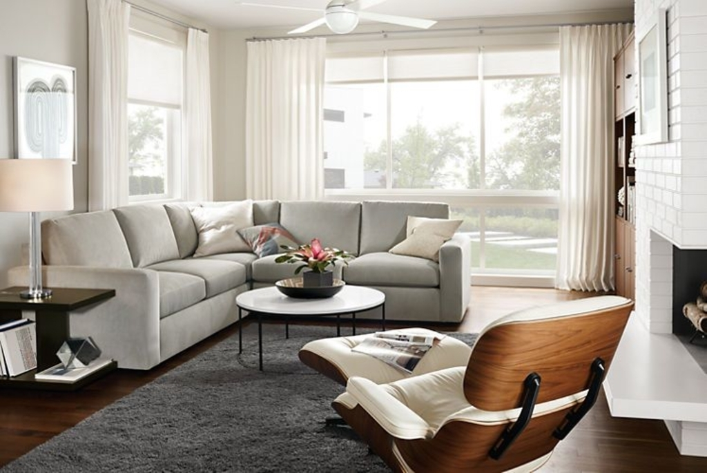 Furniture: Classic Sectional Sofa From Room Board – 20 Modular Sofa With Room And Board Sectional Sofas (Image 2 of 10)