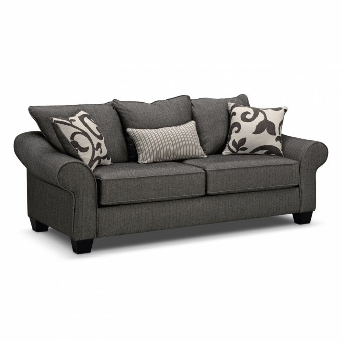 Furniture: Engaging Value City Sofa Beds Your Home Inspiration Pertaining To City Sofa Beds (Image 6 of 10)