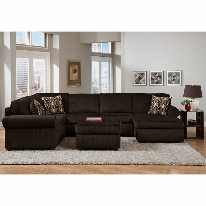Furniture: Excellent Value City Sectional Sofas Applied To Your Throughout Value City Sectional Sofas (Image 4 of 10)