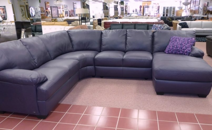 Furniture : Leather Sectional Couch Large Sectional Pillows Inside Joining Hardware Sectional Sofas (View 5 of 10)