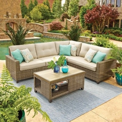 Furniture : Patio Furniture Near Me Lawn And Outdoor Bench Stores Regarding Patio Sofas (Photo 3 of 10)