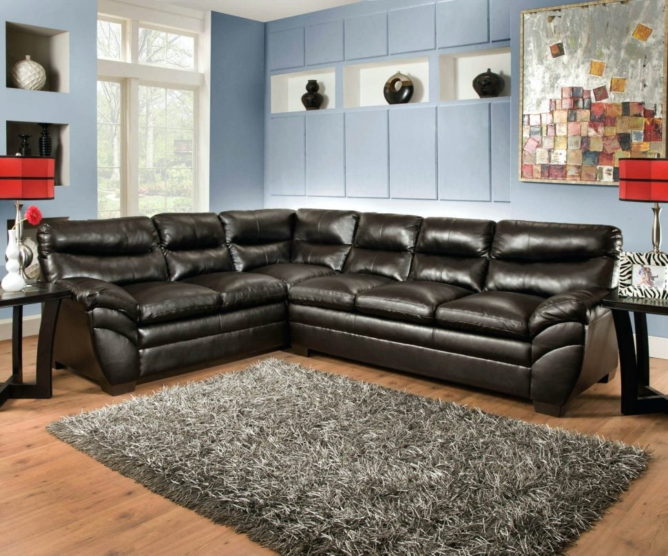 Furniture : Simmons Manhattan Sectional Lovely Furniture Ottoman Big In Lubbock Sectional Sofas (Image 6 of 10)