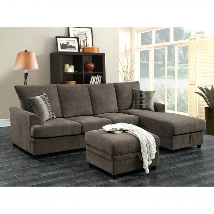 Furniture : Simmons Manhattan Sectional Lovely Furniture Ottoman Big Within Lubbock Sectional Sofas (Image 7 of 10)