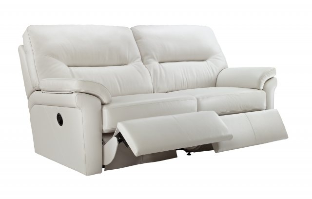 G Plan Washington 2 Seater Recliner Sofa Double – Leather Sofas Intended For 2 Seater Recliner Leather Sofas (View 10 of 10)