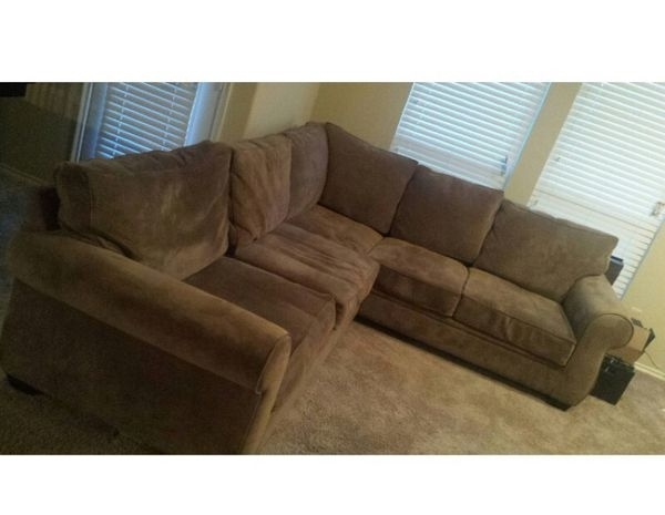 Gallery Designdillards Sectional (Furniture) In Aubrey, Tx – Offerup Within Dillards Sectional Sofas (Image 8 of 10)