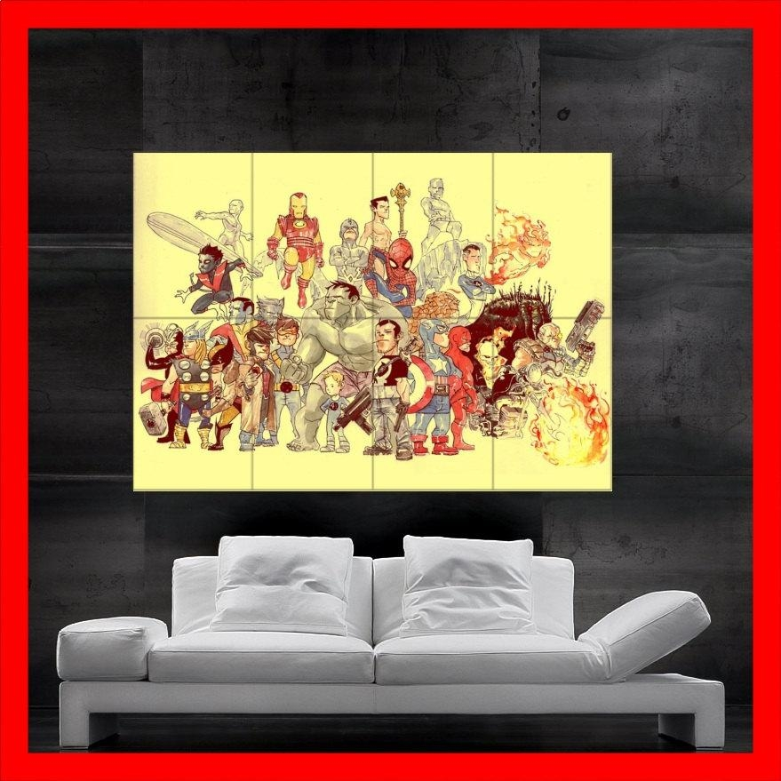 Generous Groupon Wall Art Contemporary – Wall Art Design With Regard To Howard Stern Canvas Wall Art (Image 4 of 20)