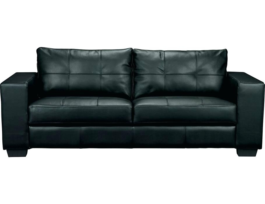 Genuine Leather Furniture The Brick Leather Furniture Couches At The Pertaining To The Brick Leather Sofas (Image 5 of 10)