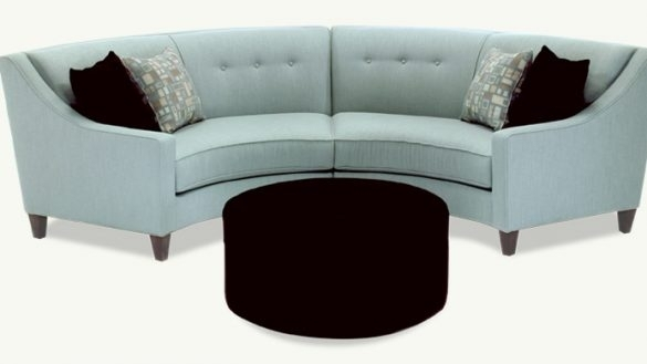 Genuine Semi Circular Sofa New Circle Couch 94 Modern Ideas With Intended For Semicircular Sofas (Photo 3 of 13)