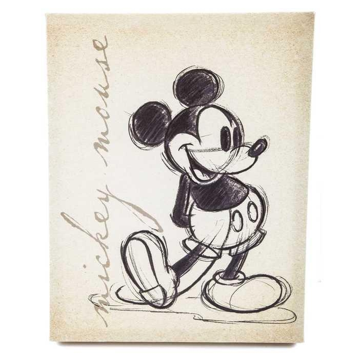 Get Tan Vintage Mickey Mouse Canvas Wall Art Online Or Find Other In Mickey Mouse Canvas Wall Art (Image 9 of 20)
