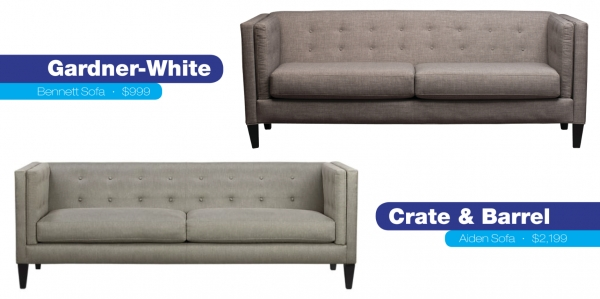 Get Your Dream Living Room On A Budget Gardner White Blog With With Regard To Gardner White Sectional Sofas (Image 4 of 10)