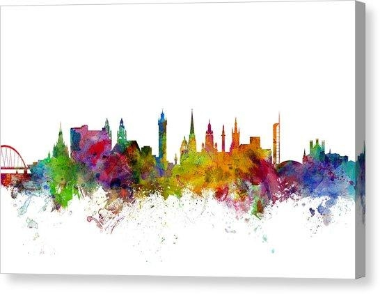 Glasgow Canvas Prints | Fine Art America Throughout Glasgow Canvas Wall Art (Image 7 of 20)