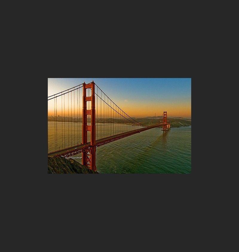 Golden Gate Bridge Wall Art – Best Wall 2018 Intended For Golden Gate Bridge Canvas Wall Art (View 17 of 20)