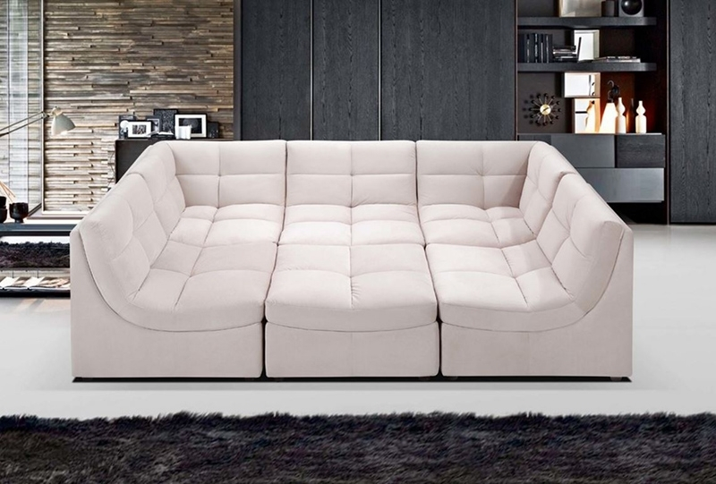 Good 6 Piece Modular Sectional Sofa 14 On Modern Sofa Ideas With 6 Throughout Sectional Sofas That Come In Pieces (Image 6 of 10)