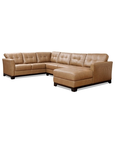 Good Macys Leather Sectional Sofa 29 On Contemporary Sofa With Macys Sectional Sofas (Image 4 of 10)