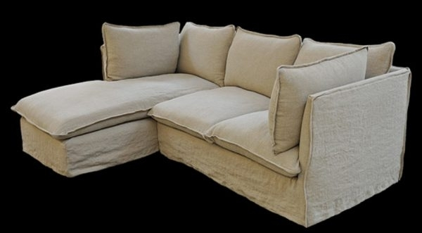 Goose Down Sectional Sofa Pertaining To Goose Down Sectional Sofas (View 10 of 10)
