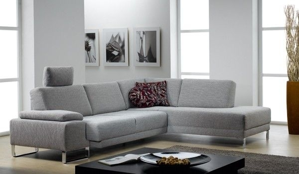 Gorgeous Sectional With Removable Headrest! More Sectionals Like For Sectional Sofas At Buffalo Ny (Photo 8 of 10)