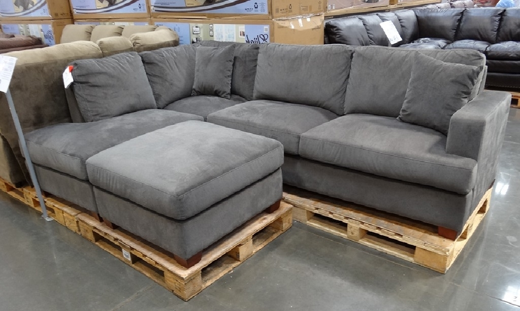 Gray Sectional Sofa Costco | 55Designs Inside Sectional Sofas At Costco (View 4 of 10)