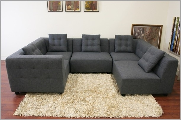 Gray Sectional Sofa With Chaise » Purchase 52 Sectional Sofa Grey Regarding Quebec Sectional Sofas (Image 6 of 10)