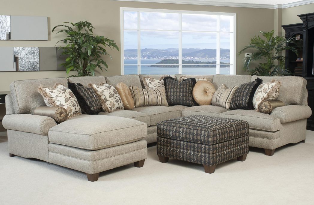 Gray Sectional Sofas Grey Sofa Cheap With Recliner Ashley Furniture Intended For Sectional Sofas In Stock (Image 4 of 10)