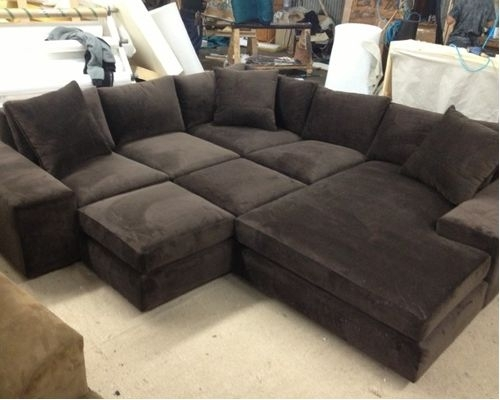 Great Custom Sectional Sofa 78 For Sofas And Couches Ideas With For Customizable Sectional Sofas (View 1 of 10)