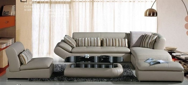 Great High End Leather Sofas High End Leather Corner Sectional With Within High End Sofas (Image 2 of 10)