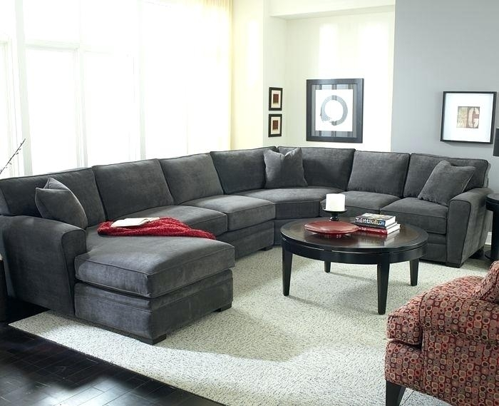 Grey Sectional Sofa Gray Costco Sofas On Sale Leons Bed Intended For Leons Sectional Sofas (Image 4 of 10)