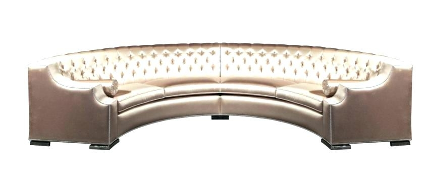 Half Circle Couch – Homeaccessoriesforus (Image 6 of 10)