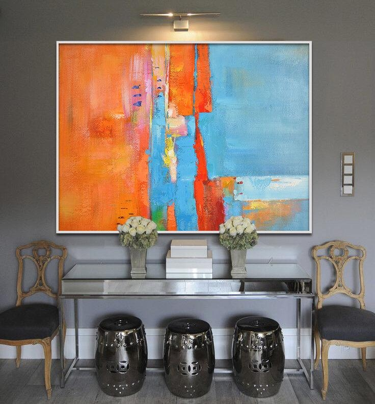 Featured Image of Giant Abstract Wall Art