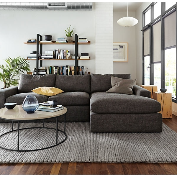 Harding Sectionals – Sectionals – Living – Room & Board | Teig Within Room And Board Sectional Sofas (Image 4 of 10)