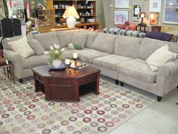 Havertys Amalfi Sofa Sectional | Catosfera For Havertys Sectional Sofas (Image 5 of 10)