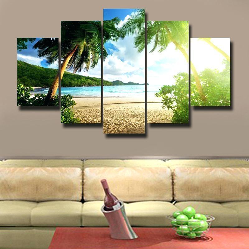 Hawaii Wall Art En An Hawaii Canvas Wall Art – Bestonline In Hawaii Canvas Wall Art (View 8 of 20)