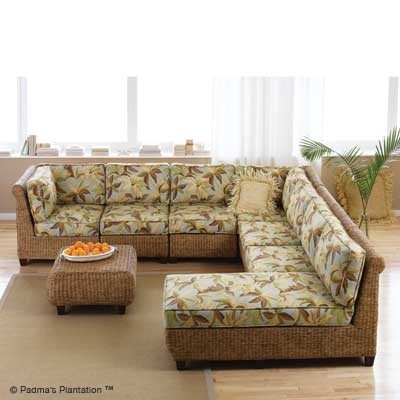 Hawaiian Sofas And Chairs – The Hawaiian Home With Regard To Hawaii Sectional Sofas (Image 6 of 10)