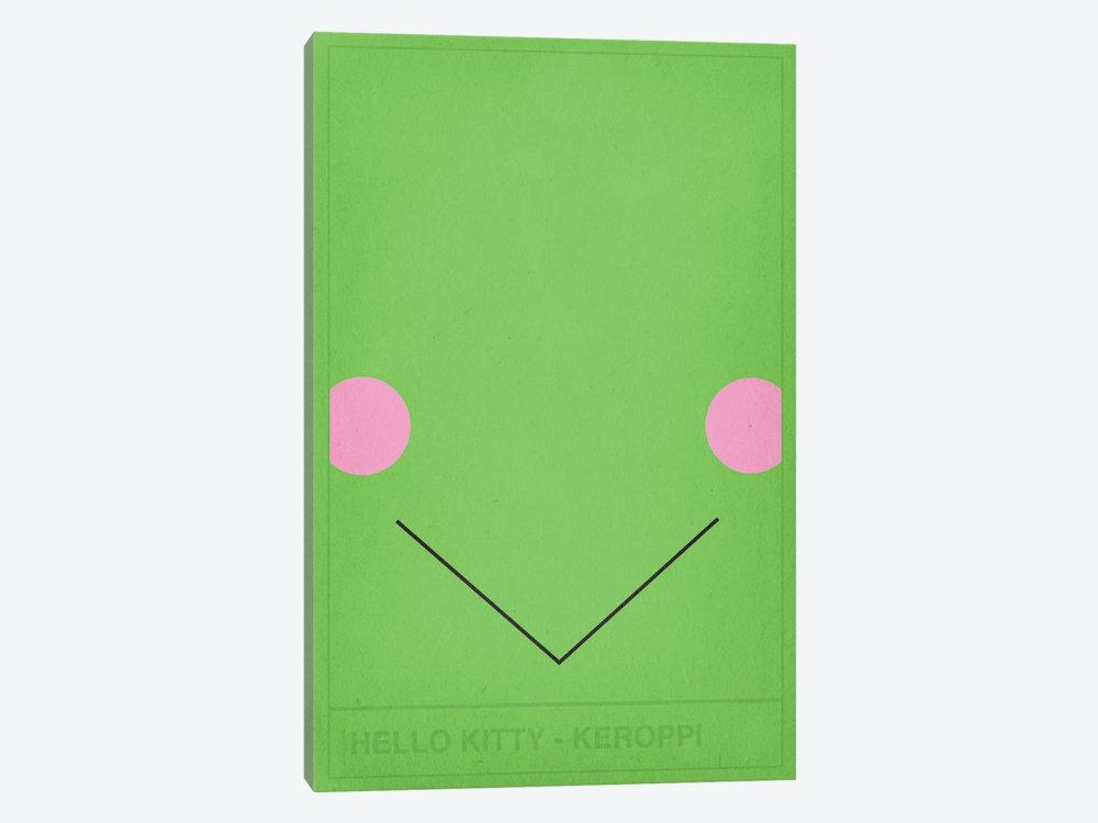 Hello Kitty Keroppi Canvas Wall Art5By5Collective | Icanvas With Regard To Hello Kitty Canvas Wall Art (Image 13 of 20)