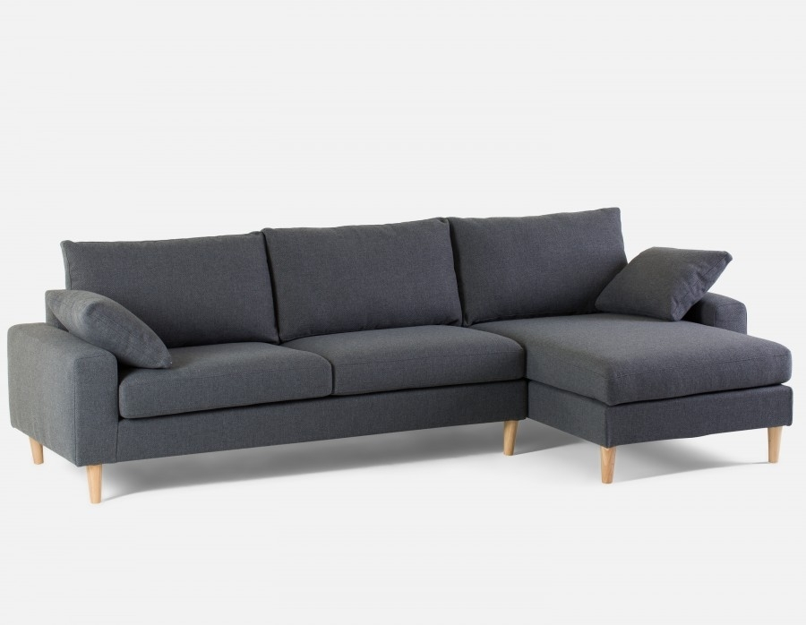 Henri Sectional Sofa Right | Structube Regarding Structube Sectional Sofas (Photo 7 of 10)