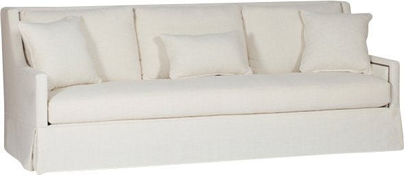 High Back Couch | Wayfair Regarding Sofas With High Backs (Image 1 of 10)