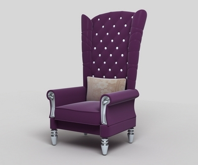 High Back Sofas And Chairs – Home And Textiles Throughout High Back Sofas And Chairs (Image 7 of 10)