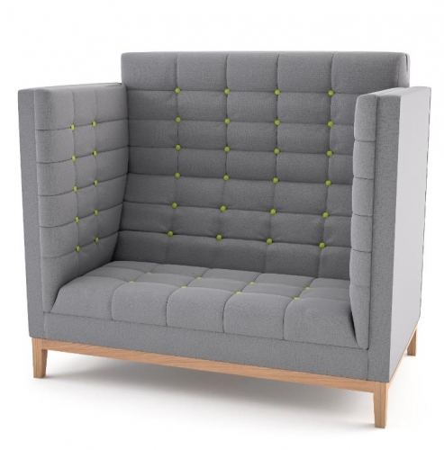 High Back Soft Seating And Sofas : Genesys Office Furniture Intended For Soft Sofas (Image 6 of 10)