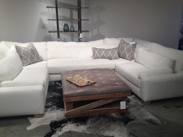 High Point Market Spring 2014 | Pertaining To High Point Nc Sectional Sofas (Image 7 of 10)
