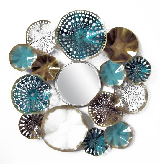 Home :: Metal Wall Art :: Fish, Beach & Ocean :: Beach Round Coral For Abstract Metal Fish Wall Art (View 18 of 20)