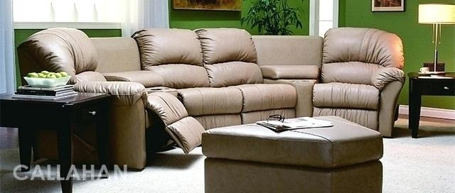 Home Theater Sectional Sofa Domestic Theater Couch Sectional Wood Intended For Theatre Sectional Sofas (Photo 7 of 10)
