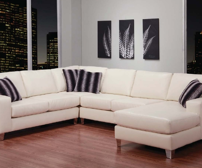 Home With Fancy Sofas (Image 8 of 10)