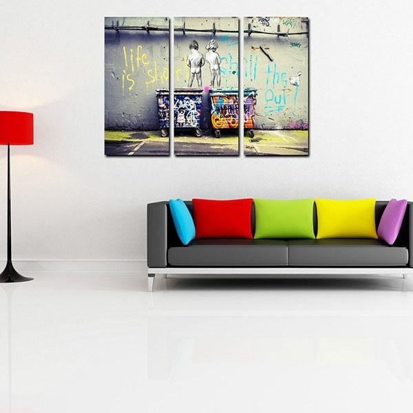 Hot Selling Attractive Canvas Prints Wall Art Canvas Painting For Throughout Cape Town Canvas Wall Art (Image 14 of 20)