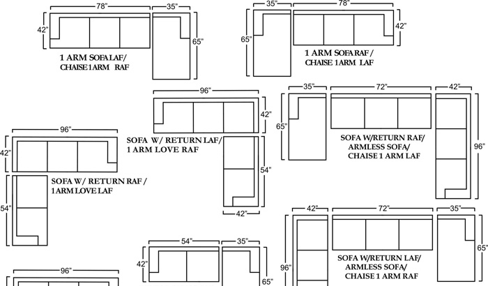 Houston Sectional Sofa Schematic | Livingroom | Pinterest Throughout Houston Sectional Sofas (View 10 of 10)