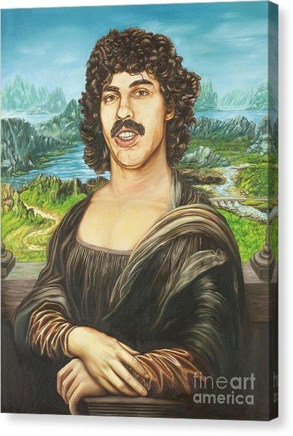 Howard Stern Canvas Prints | Fine Art America Pertaining To Howard Stern Canvas Wall Art (Image 6 of 20)