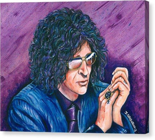 Howard Stern Canvas Prints | Fine Art America With Howard Stern Canvas Wall Art (Image 9 of 20)