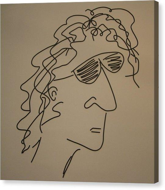 Howard Stern Canvas Prints | Fine Art America With Howard Stern Canvas Wall Art (View 11 of 20)