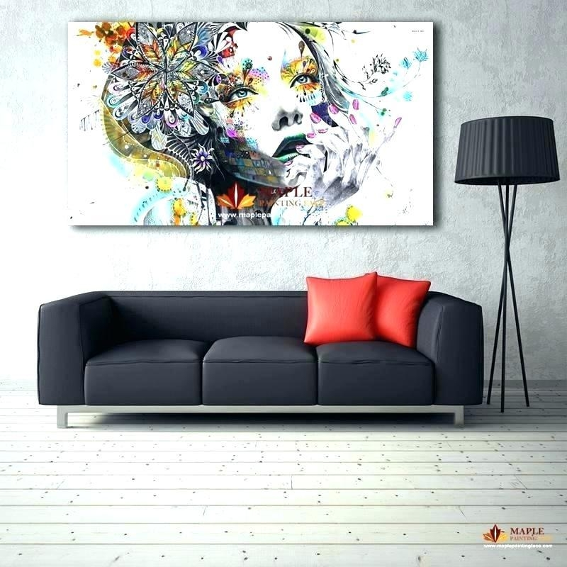 Huge Canvas Wall Art – Boyintransit Intended For Canvas Wall Art In Canada (Image 12 of 20)