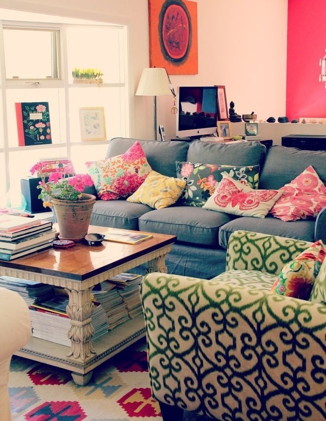I Love All The Bright Mixed/matched Fabrics (Image 7 of 10)