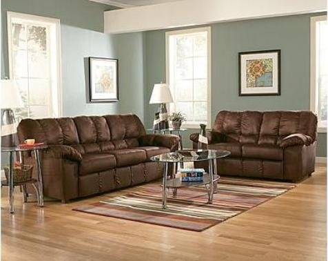 I Think I Am Going To Paint My Living Room This Colorwhat Do You Intended For Brown Sofa Chairs (Image 6 of 10)